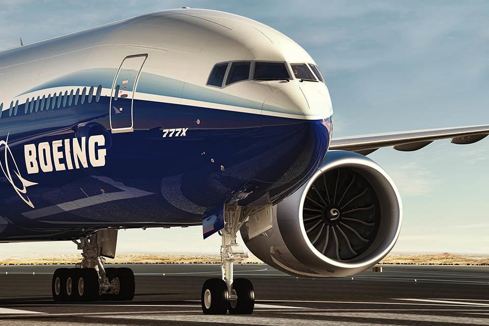 Boeing собрал прототип первого авиалайнера семейства 777Х