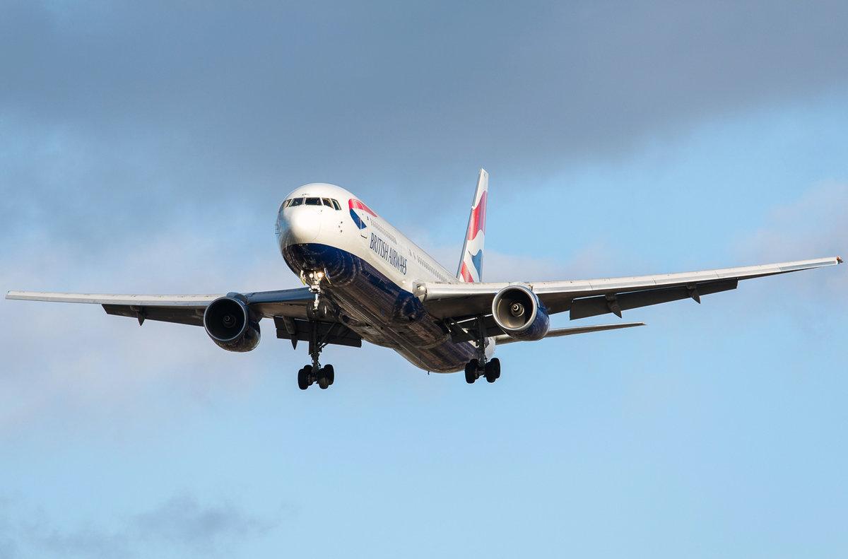 Авиакомпания British Airways вывела из своего флота последний Boeing 767